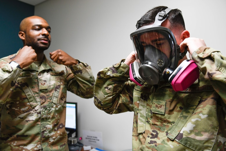Bioenvironmental Engineering Airmen are 'jack of all trades'