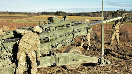 2nd Cavalry Regiment, Field Artillery Squadron