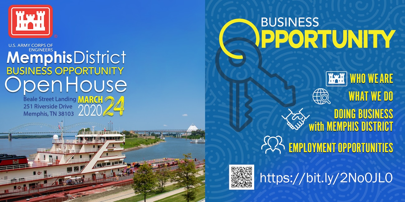 Memphis District Business Opportunity Open House
