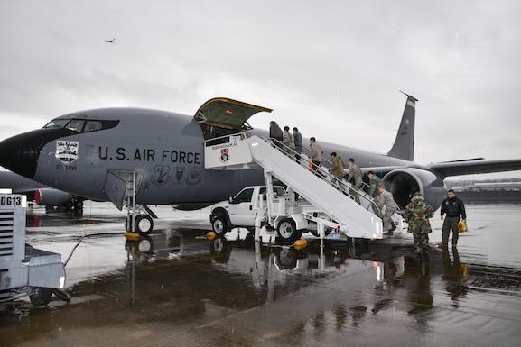 Civil Air Patrol Flies With The 117 ARW