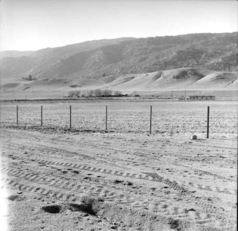 Silicz Mulkey Ranch 1949