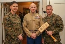 Commandant of the Marine Corps' Award Ceremony