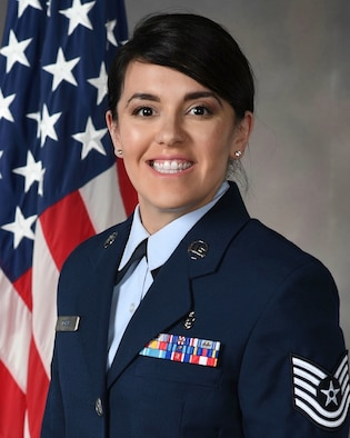 Tech. Sgt. Megan Torres, 180th Fighter Wing Noncommissioned Officer of the Year.