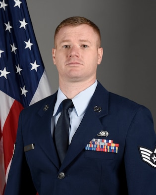 180th Fighter Wing Chief's Award Recipient.