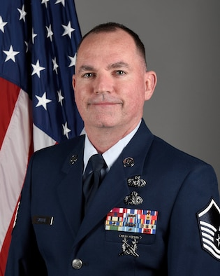 180th Fighter Wing's 2019 Senior NCO of the Year: Master Sgt. Frank Skellie
