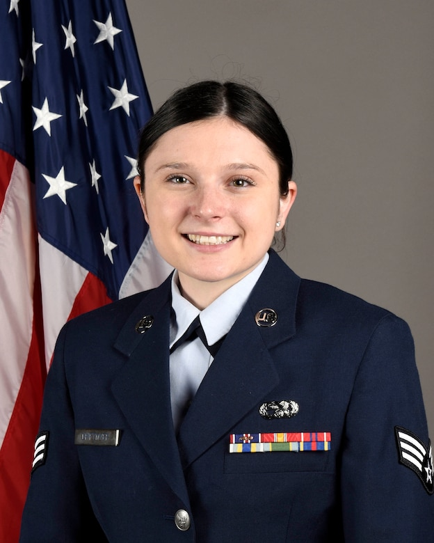 180th Fighter Wing 2019 Airman of the Year: Senior Airman Raven Driftmyer