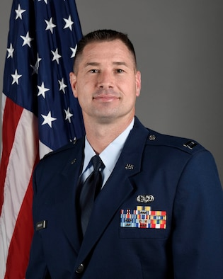 180th Fighter Wing's 2019 CGO of the Year: Capt. Greg Hallett