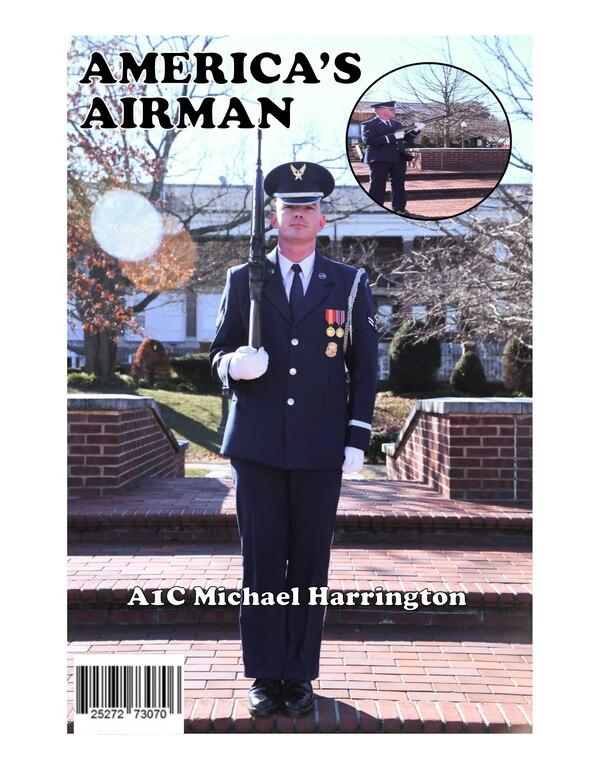 America's Airman: A1C Michael Harrington