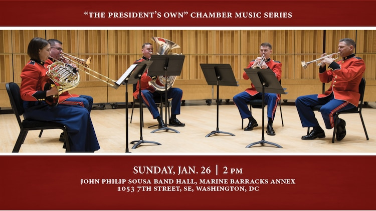 Chamber Music Series: Jan. 26