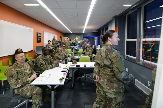 JBER Hosts Commander in Chief's Installation Excellence Award Selection Board Visit