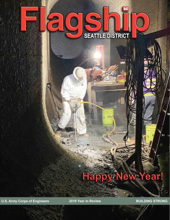 The Flagship 2019 Year in Review issue is available to view online.