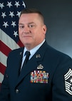 Official Portrait of Chief Master Sgt. John Dubuc