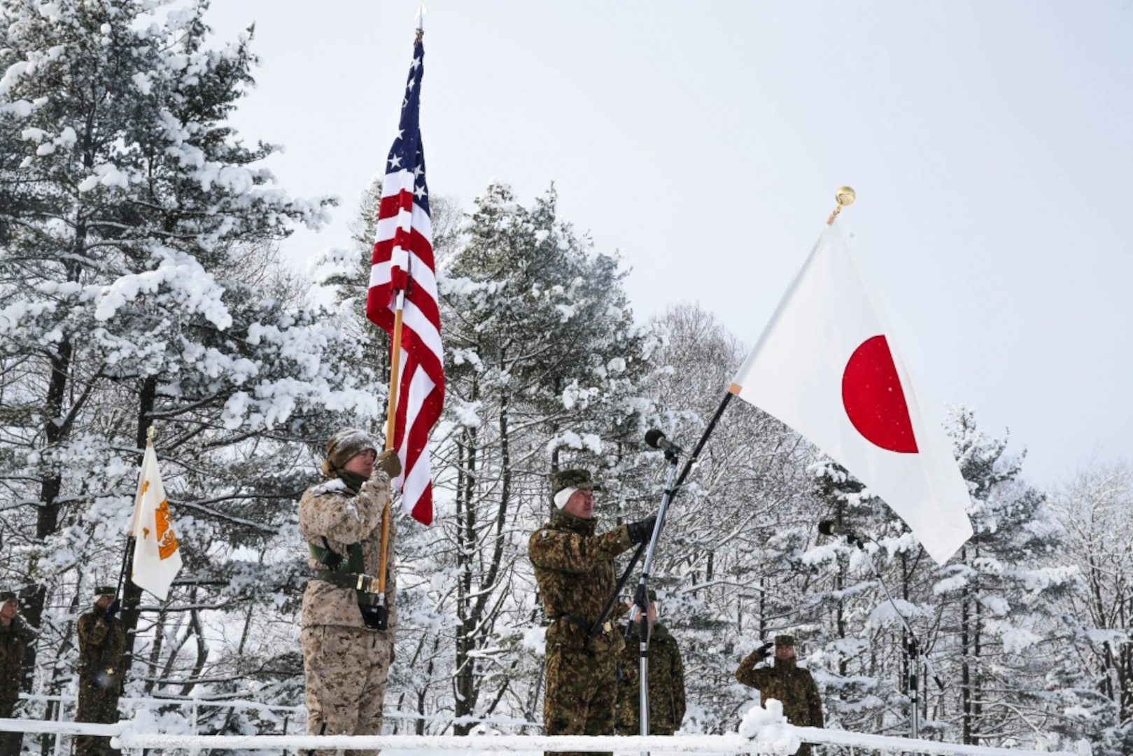 US, Japan Launch Exercise Northern Viper