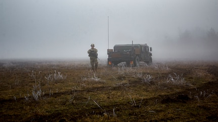 41st Field Artillery, Multiple Launch Rocket System live-fire exercise