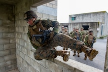Marines; FASTEUR; Fleet Anti-Terrorism Security Team Company, Europe; Combat Force Europe-Africa/Task Force; CTF 68