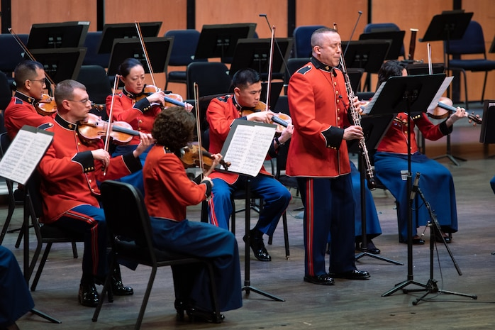 Marine Chamber Orchestra Concert: Jan. 19, 2020
