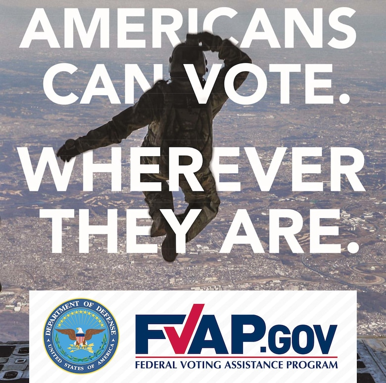 Voting season is fast approaching, and the Federal Voting Assistance Program is ready to help service members and families exercise the right to vote.