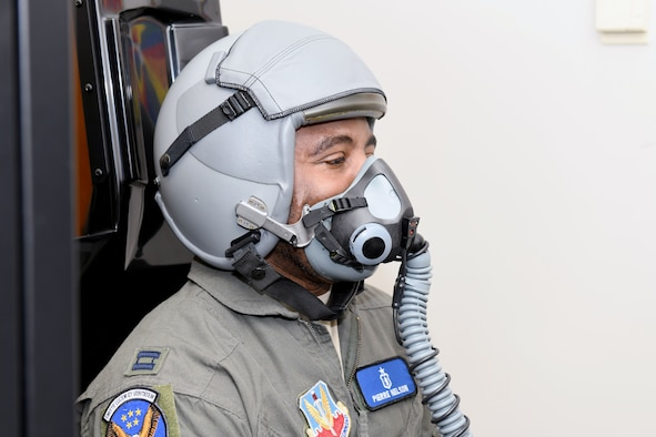Airmen uses ROBD