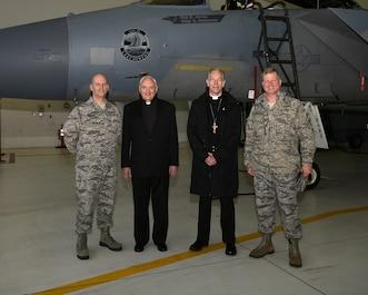 Portland, OR Archbishop visits PANG