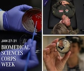 The U.S. Air Force recognizes the hard work and achievements of the men and women who comprise the Biomedical Sciences Corps by designating Jan. 27-31, 2020, as BSC Appreciation Week.