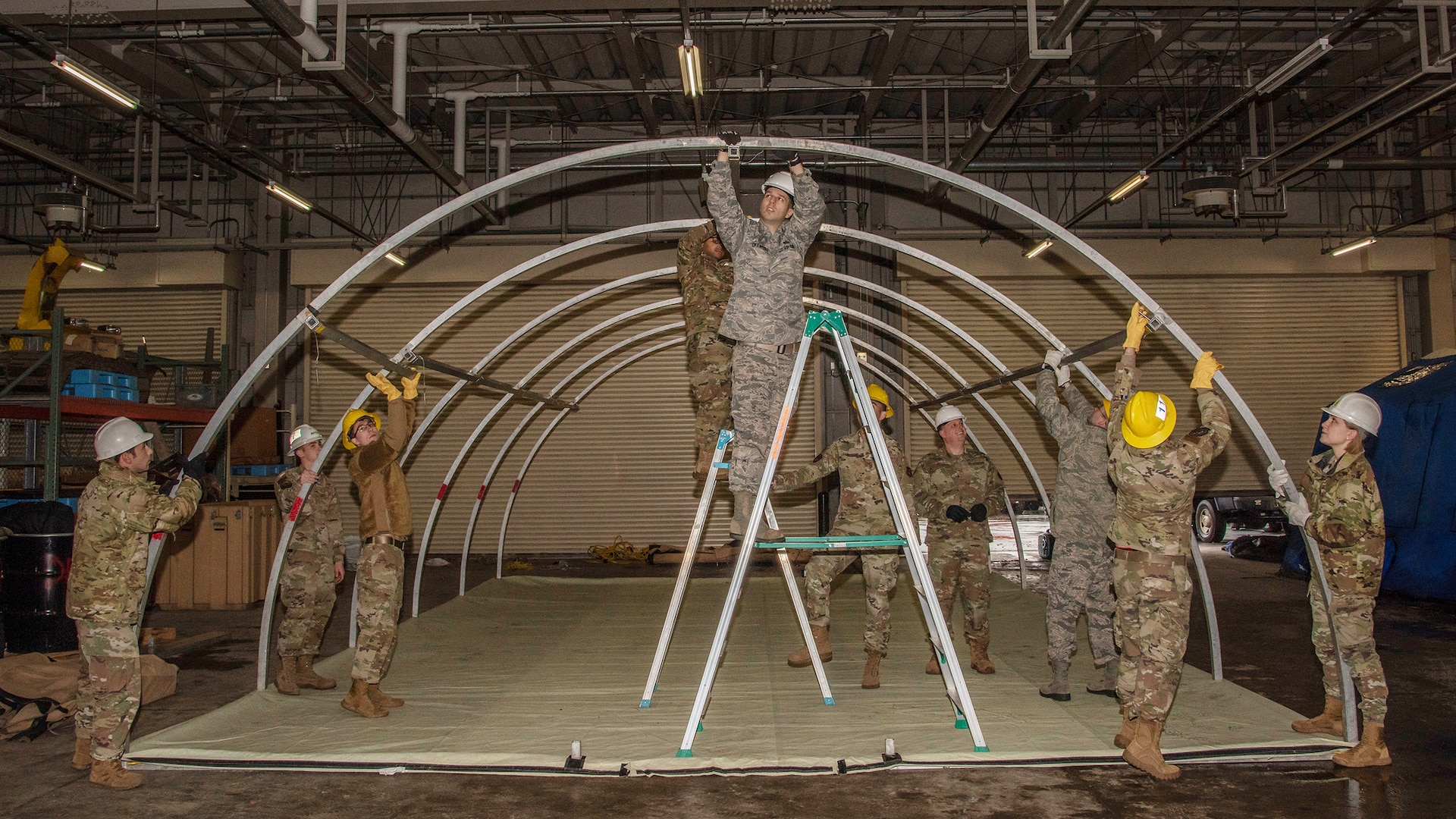 Multi-Domain Airman Training Kicks Off