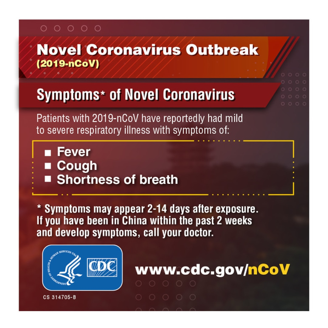 DOD, Other Government Departments Take Coronavirus Response Measures
