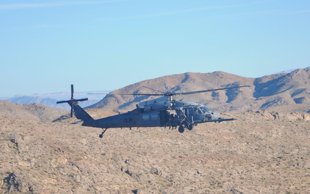 Photo of HH-60G