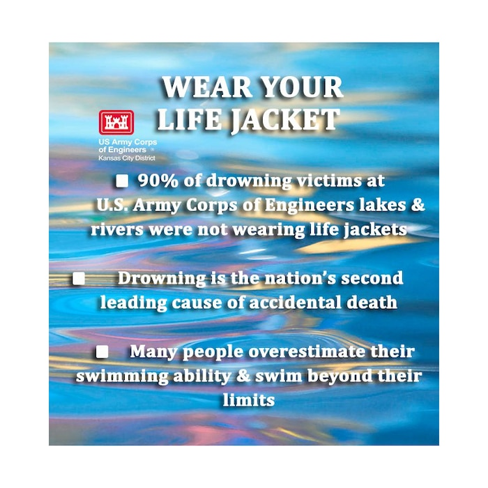 Drowning is the nation's second leading cause of accidental death