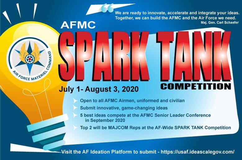 Spark Tank infographic