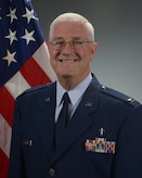 Official photo of chaplain Charles Towery