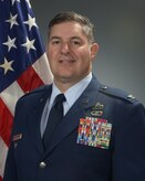Official bio photo for Col. John McKaye