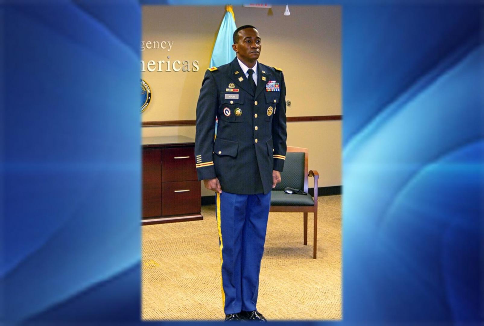 Army Col. Raphael S. Heflin