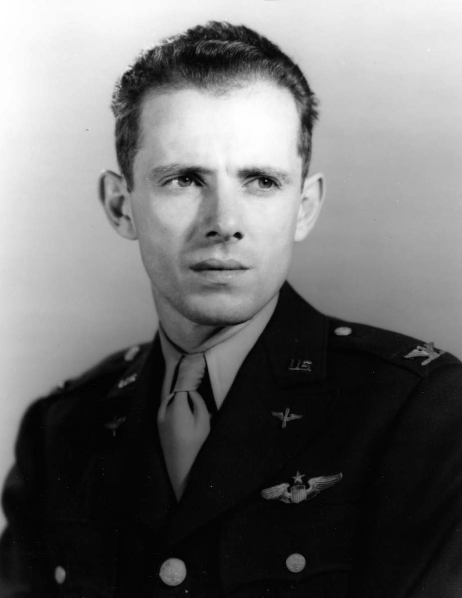 This is the official photo of Brig. Gen. William R. Yancey.