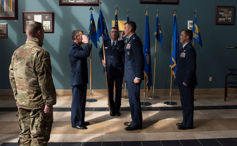 4th Fighter Wing change of command ceremony