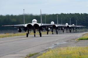 Spangdahlem hosts USAFE large force exercise