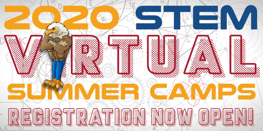 The Air Force Research Laboratory Information Directorate's STEM Outreach Program in Rome, N.Y., in partnership with the Griffiss Institute, is proud to once again offer STEM Summer Camp programs to students in grades 5-12. (Courtesy graphic)
