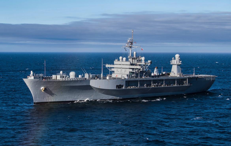 USS Mount Whitney