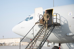 Col. Jonsson Fini Flight