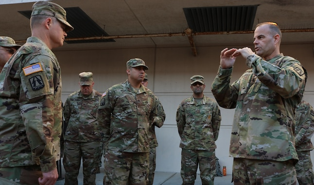 New command sergeant major takes helm of Army Reserve cyber force