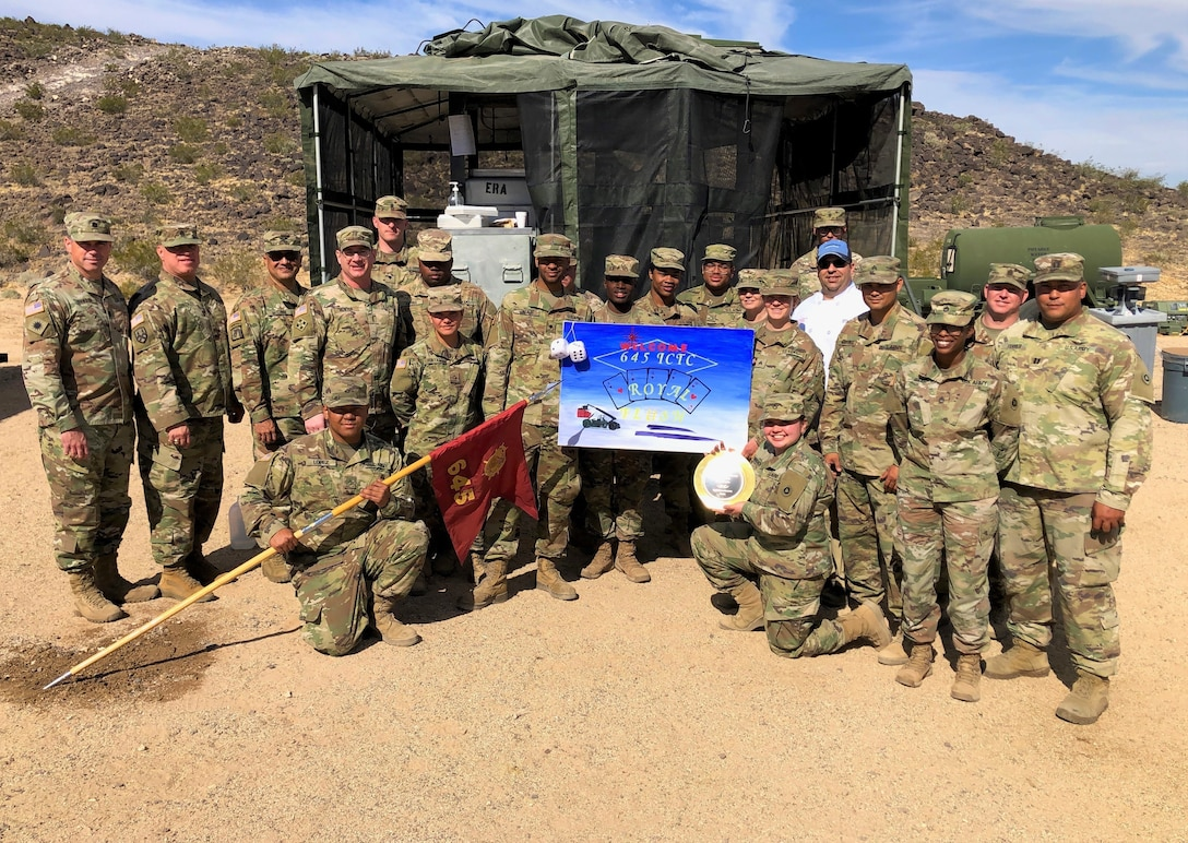 645th ICTC competes in DA Connelly Competition