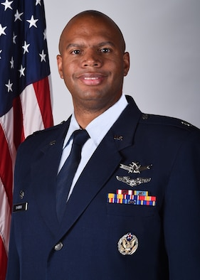 Col. Ernest Lincoln Bonner (U.S. Air Force photo)