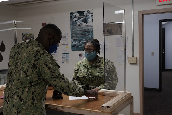 Code 1170 Command Career Counselor NC1 Ross McCray