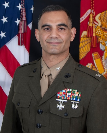 Commanding Officer, Marine Corps Base Hawaii