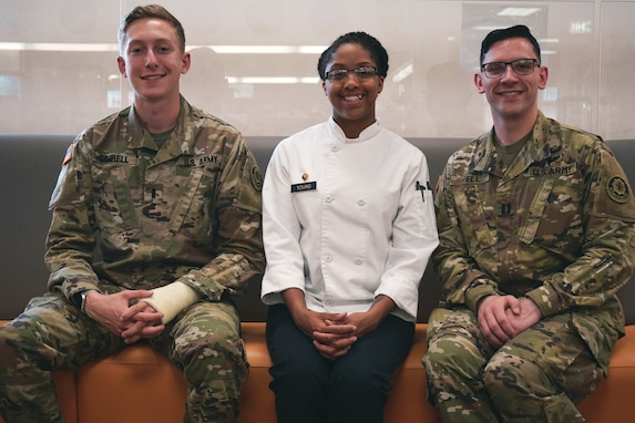 In honor of Pride Month, U.S. Army Capt. Aaron Pell, 1st Lt. Nicholas Correll and Spc. Monique Young, assigned to the Regimental Support Squadron, 2d Cavalry Regiment, all of whom are members of the LGBTIQ community, participate in recognizing June as Pride Month. Each reflected on the positive changes within the military, on opportunities of improvement and on how they and others can advocate on behalf of the community.