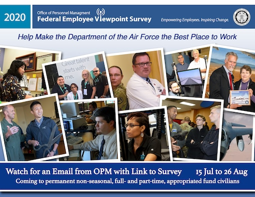 Federal Employee Viewpoint Survey graphic