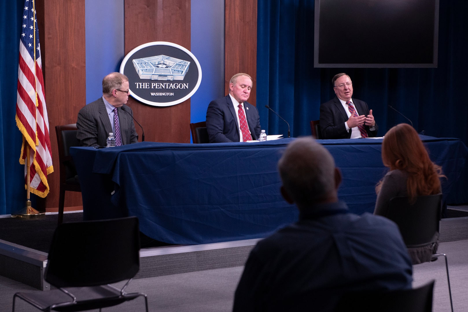 DOD, Base Officials Closely Monitoring COVID-19 Situation