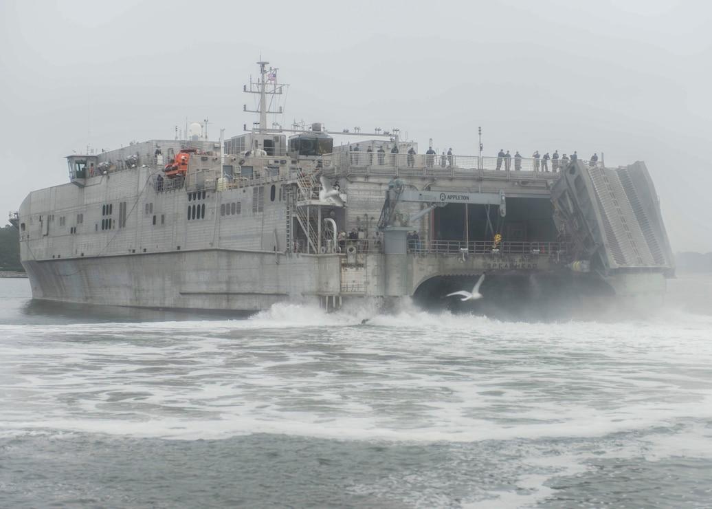 USNS Spearhead