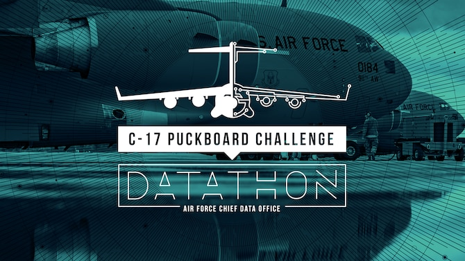 C-17 Datathon graphic