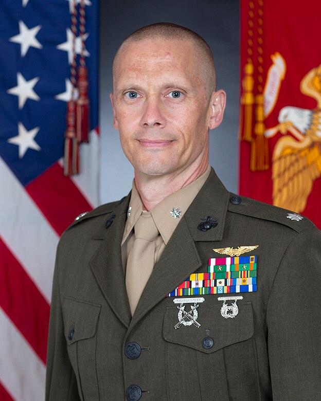 LtCol Hutchison's Bio Photo (HHS CO)