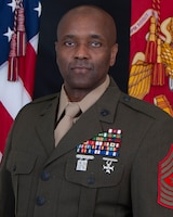 Sergeant Major Lester L. Williams, U.S. Marine Corps